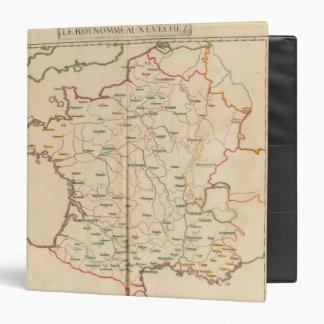 Evechez, France Vinyl Binders