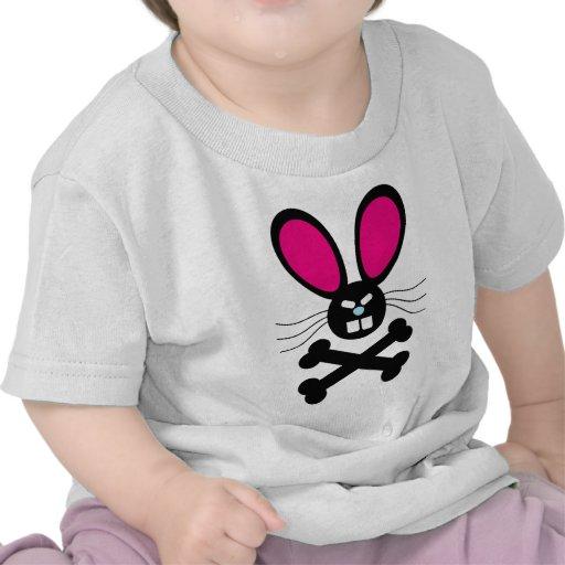 evel-bunny t-shirts