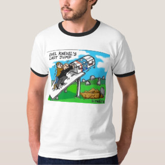 Evel knevel's last jump T-Shirt