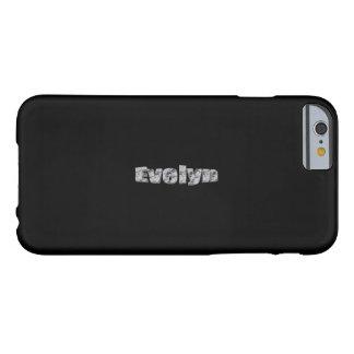 Evelyn Full Black iPhone 6 case