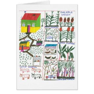 "Evelyne""s Farm Plan Card"