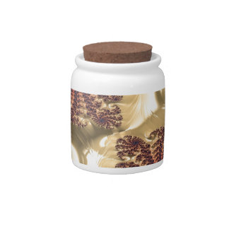 Even Circumstance Fractal Candy Jars