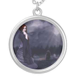 Even In Death Necklace