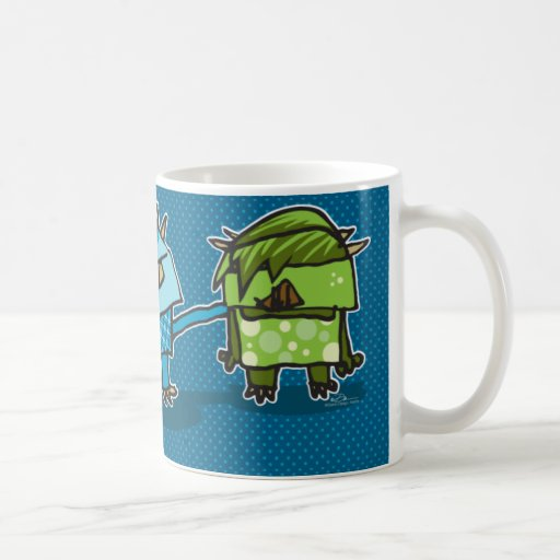 Even Monsters Get Sad mug
