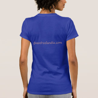Even My Lawyer Is Gluten Free Ladies T Shirt