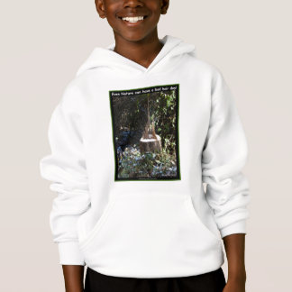 Even Nature Can Have A Bad Hair Day! Gifts Apparel Hoodie