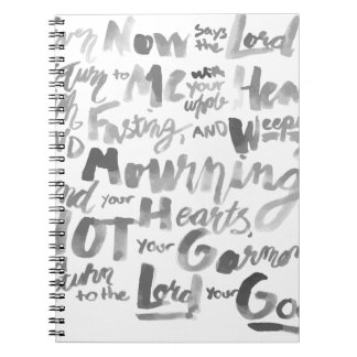 Even Now Notebook