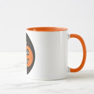 Even the Big Pumpkin is Voting for Romney-Ryan Mug