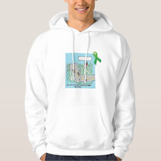 Even the ticks can't follow Idsa guidelines Hoodie