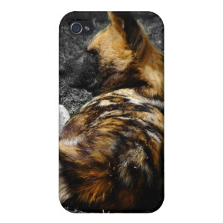 Even Wild Dogs rest Case For iPhone 4