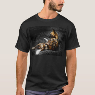 Even Wild Dogs Rest T-Shirt