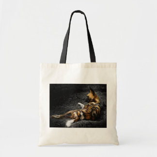 Even Wild Dogs Rest Tote Bag