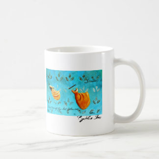 EvenifSheCantFly Mug, Cynthia Tom Coffee Mug