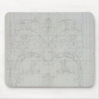Evening, 1803 mouse pad
