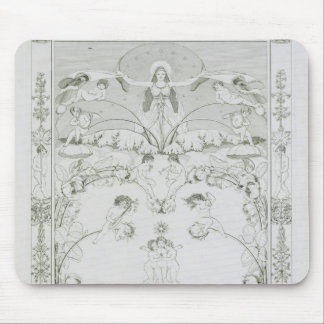Evening, 1805 mouse pad