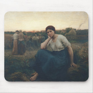Evening, 1860 mouse pad