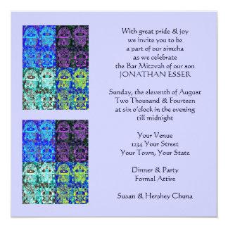 Evening Affair Invitation (square)