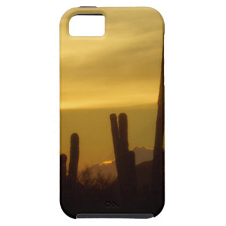 Evening at the desert cover for iPhone 5/5S