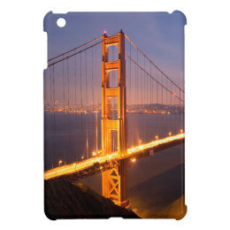 Evening at the Golden Gate Bridge iPad Mini Cover