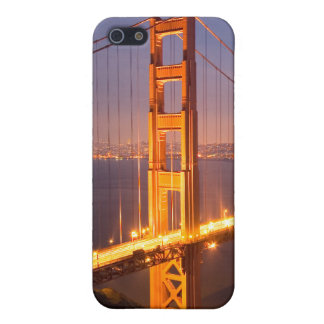 Evening at the Golden Gate Bridge iphone case Case For iPhone 5