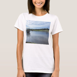 Evening at the Pond T-Shirt