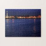 Evening at the Santa Cruz Boardwalk Jigsaw Puzzles
