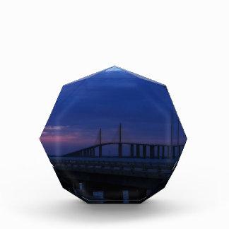 Evening at the Skyway Acrylic Award