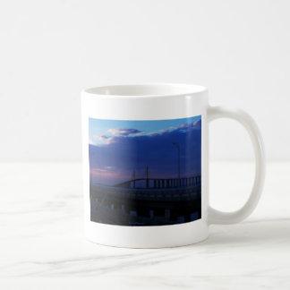 Evening at the Skyway Coffee Mug