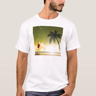 Evening Beach T-Shirt