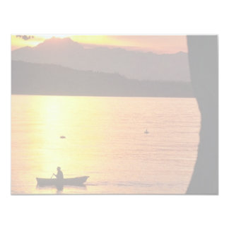 Evening Boat Ride Card