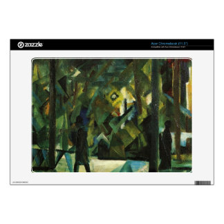 Evening by August Macke Acer Chromebook Decal
