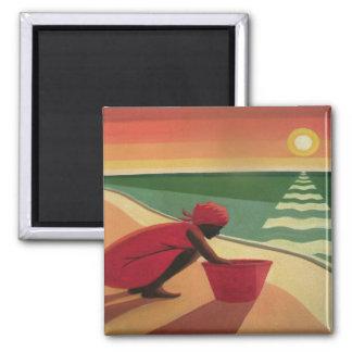 Evening Calm 2003 Magnet