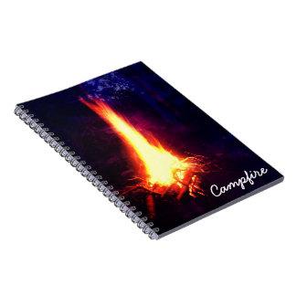 Evening Campfire Journal