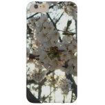 Evening Cherry Blossoms II Flowering Spring Tree Barely There iPhone 6 Plus Case