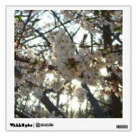 Evening Cherry Blossoms II Flowering Spring Tree Wall Decal
