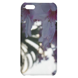 Evening Cherry Blossoms iPhone 5C Case