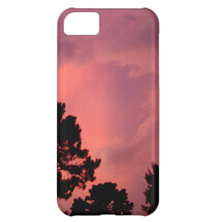 Evening Clouds iPhone 5C Cases