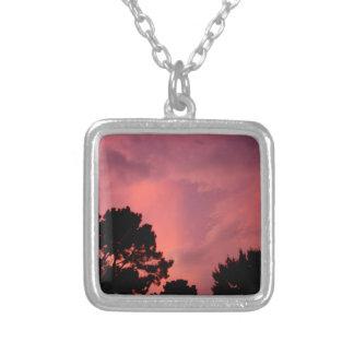 Evening Clouds Necklaces