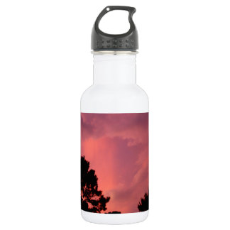 Evening Clouds Stainless Steel Water Bottle