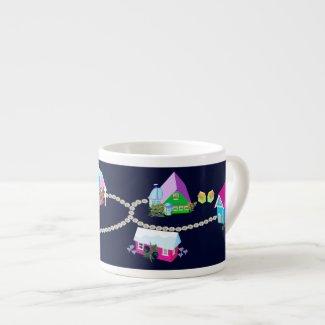 Evening Cuppa, Espresso Cup
