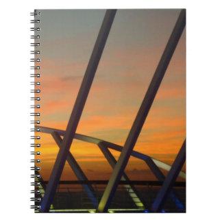 Evening Delight Notebook