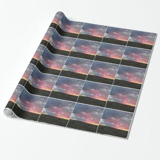 Evening Desert Sky Gift Wrap Paper