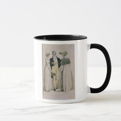 Evening Dresses for illustration Mug