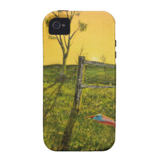 """""""Evening Dual"""" (2014) iPhone 4/4S Covers"""