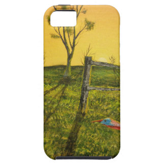 """""""Evening Dual"""" (2014) iPhone 5 Cover"""
