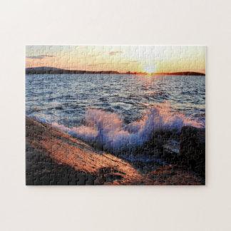 'Evening Glisten' Jigsaw Puzzle