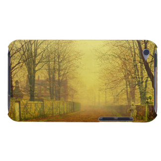 Evening Glow, c.1884 (oil on canvas) Barely There iPod Cover