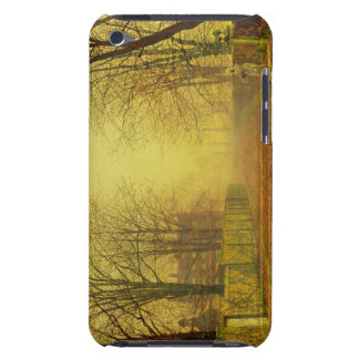 Evening Glow, c.1884 (oil on canvas) iPod Case-Mate Case