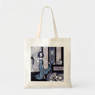Evening Gown Gloria Tote Tote Bag