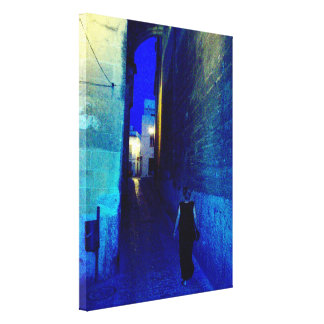 Evening in Andalucia Canvas Print